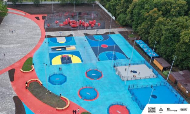 У Запорізькій області побудують одразу три урбан-парки