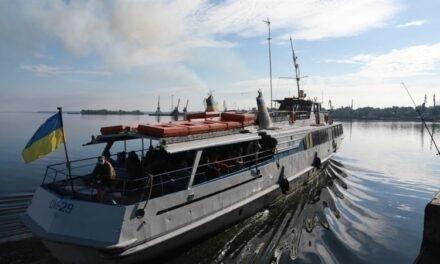 Мешканців Запоріжжя інформують про зміну графіку роботи додаткового катера