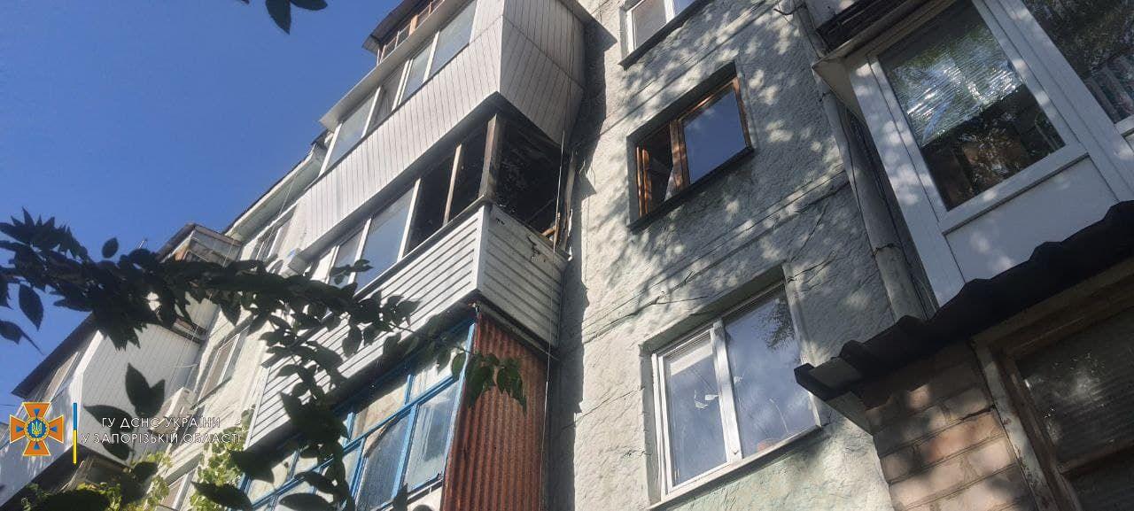 У Запоріжжі небайдужі люди врятували 5-річного хлопчика з задимленої квартири – фото