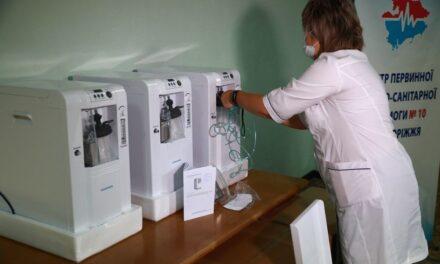 Медзаклади Запорізької області отримають понад 800новихапаратівкисневихконцентратів