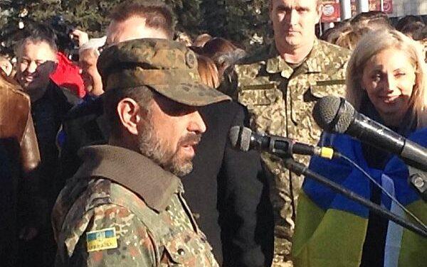 Запорізький ліцей з посиленим військовим вишколом очолить полковник ЗСУ