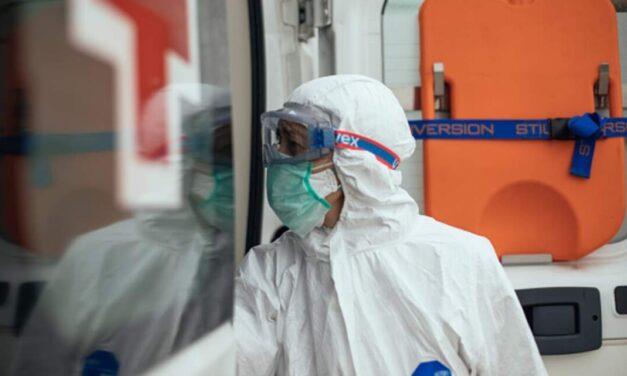 10 смертей та близько 800 нових випадків Covid-19 – оновлена статистика по Запорізькій області