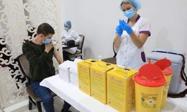 Сьогодні у Запоріжжі відкриють ще три Центри масової вакцинації – адреси