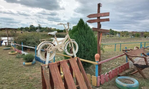 Маленьке запорізьке село увійшло до міжнародного туристичного маршруту