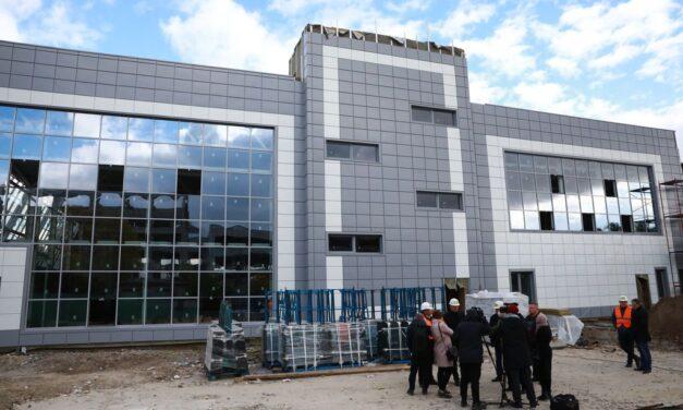 На реконструкцію ШВСМ у Запоріжжі з бюджетів виділили близько 160 млн грн