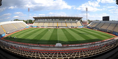 До кінця року в Запоріжжі проведуть три міжнародні матчі з футболу – анонс