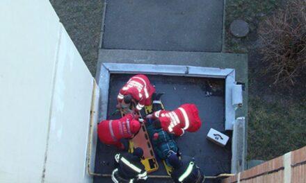 На Запоріжжі під час проведення робіт чоловік впав з 3-го поверху
