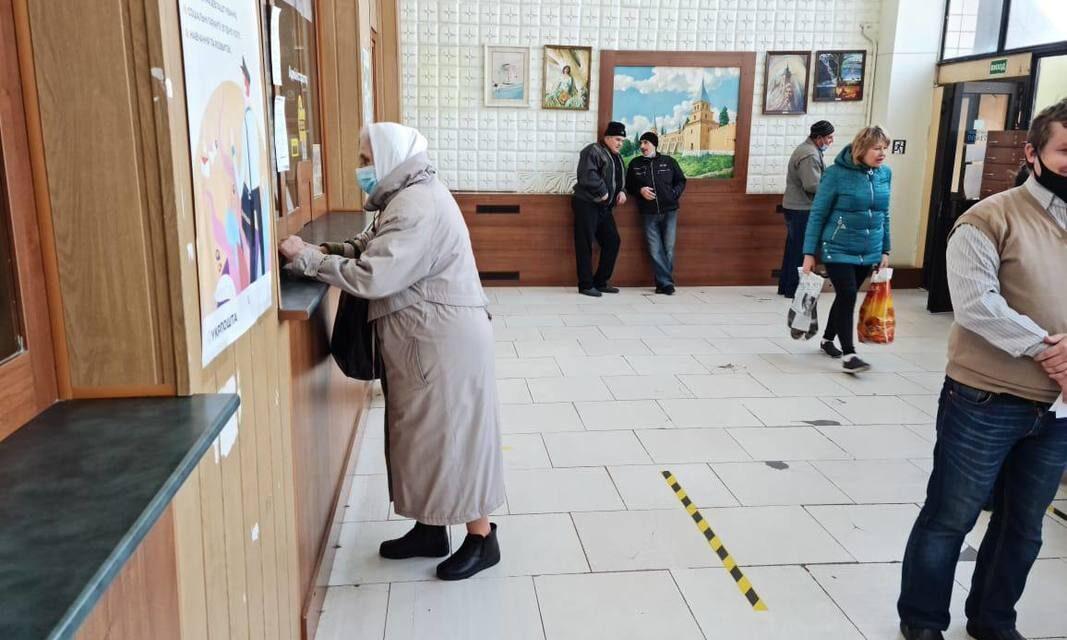 Відтепер пенсіонери Запорізької області можуть вакцинуватись увідділеннях«Укрпошти»