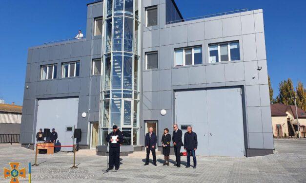 В Бердянську після реконструкції відкрили Морський рятувальний центр – фото