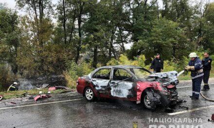 На Запоріжжі сталася серйозна ДТП: один водій загинув, іншого госпіталізували – фото
